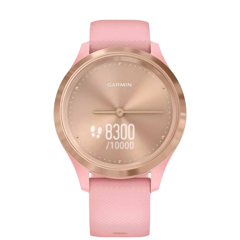 garmin lyserødt ur